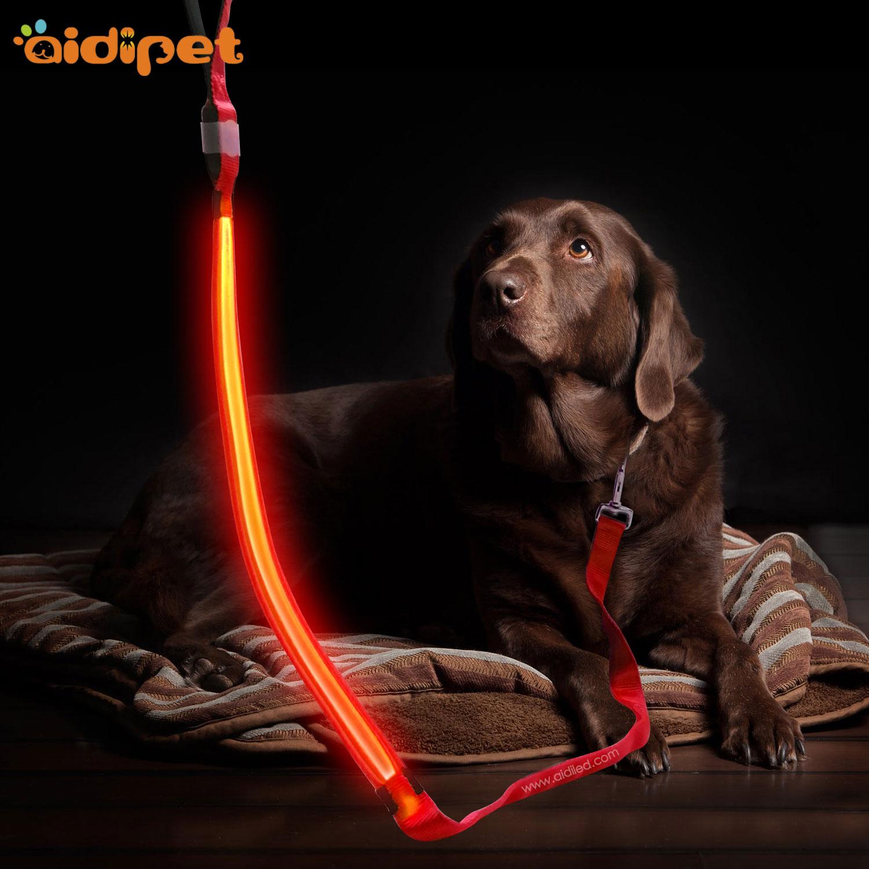 Fishnet reflective dog Leash leash AIDI-L1
