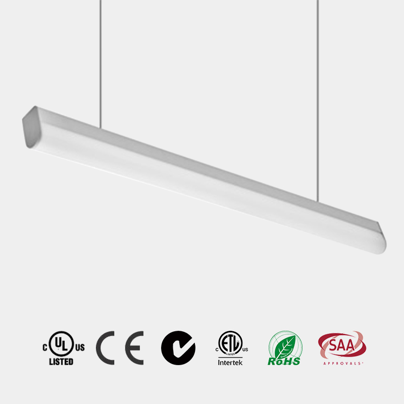 LED pendant light PC milky diffuser CE ETL 110LM/W suspended China HG-L247
