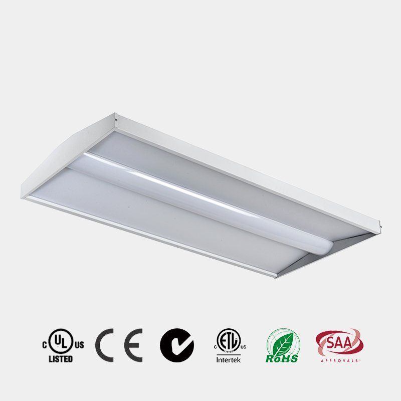 LED panel light 110 LM/W CE ETL LED Recessed LED Troffer China E1831
