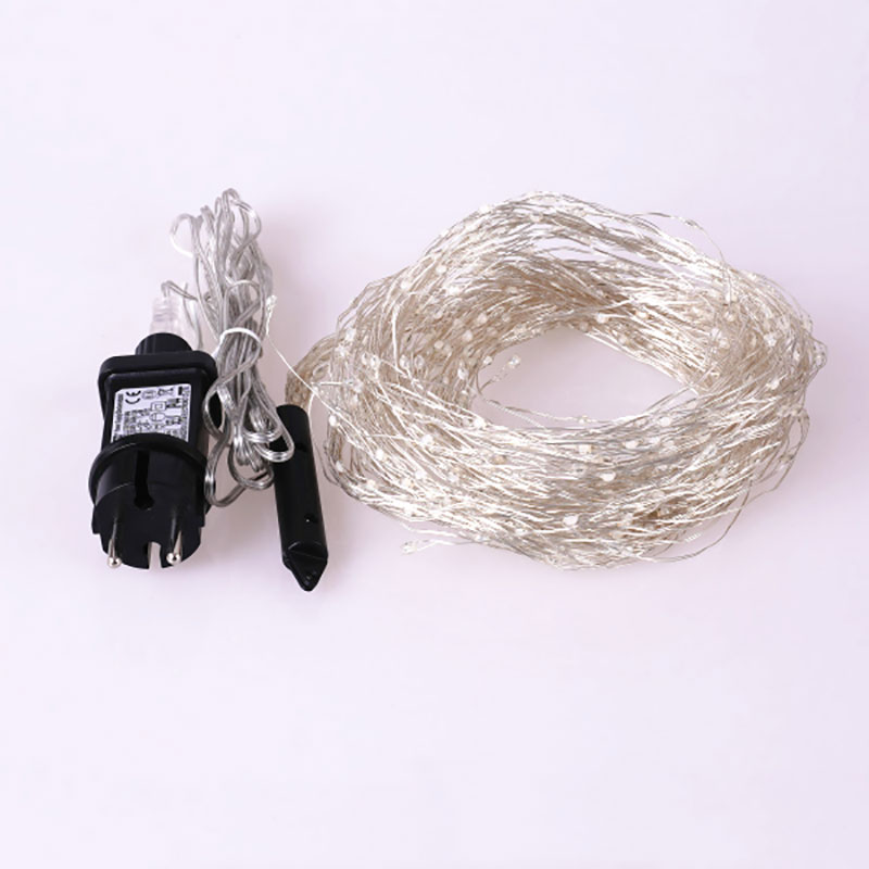 10 sets*2M 200 LED Copper wire Fairy String Lights LED Vines Branch lights for Christmas Tree Party