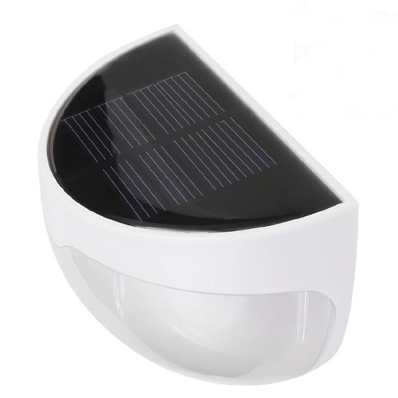 IP44 Solar LED Walkway Step Lights Outdoor