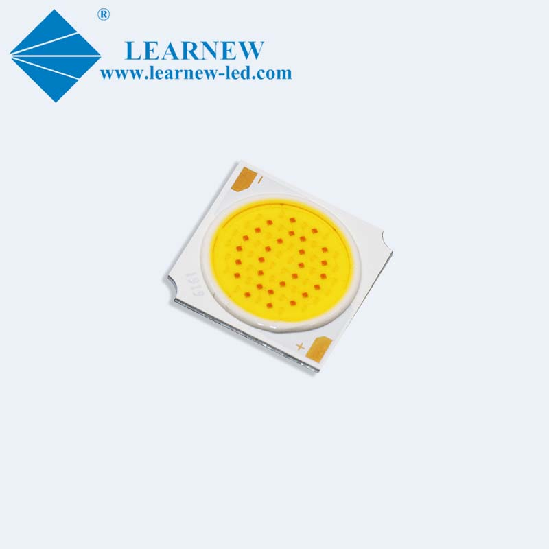 Mirror Alu substrate 30W 19X19MM 620-630nm & 2500K fresh light led cob chip