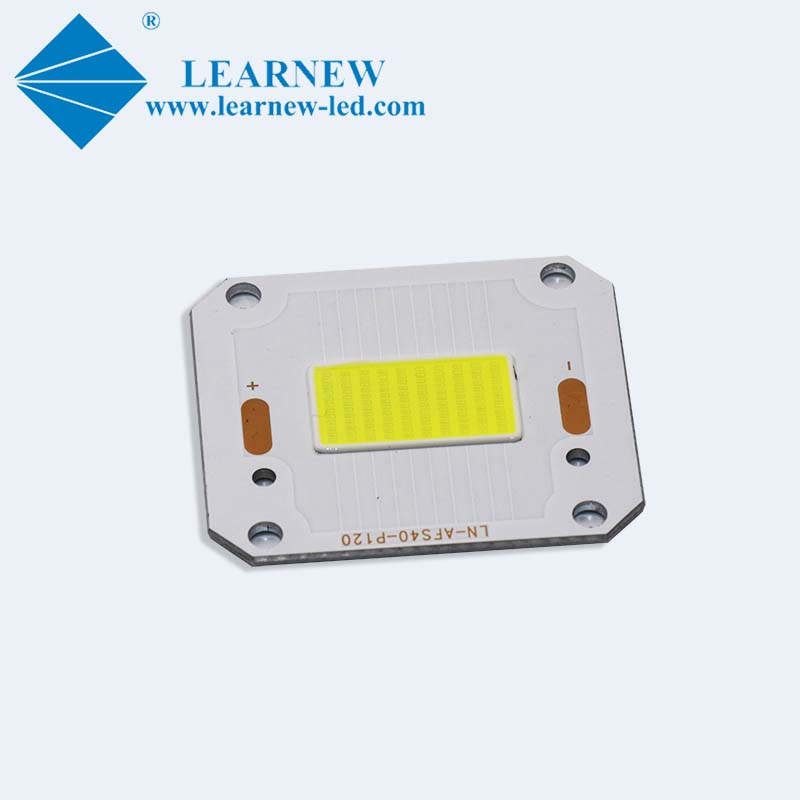 4046 projector light led COB chip 120w 4000mA 100-120lm/w