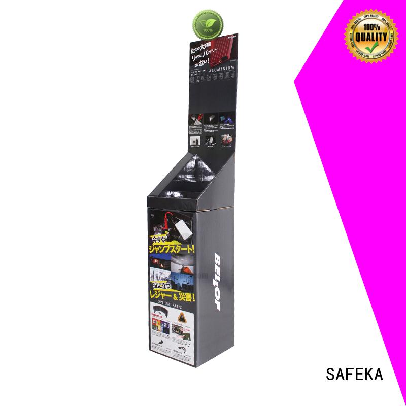 popular unique design cardboard promotional for customization