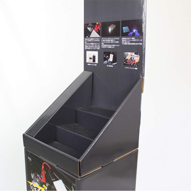 SAFEKA -Display Bins Cardboard Dump Bins From Safeka Cardboard Displays
