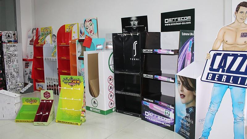 SAFEKA -Cardboard Display-why Safeka In Terms Of Cardboard Display