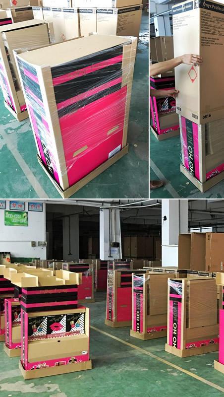 Fulfillment, Packout & Assembly-safeka Cardboard Displays-SAFEKA