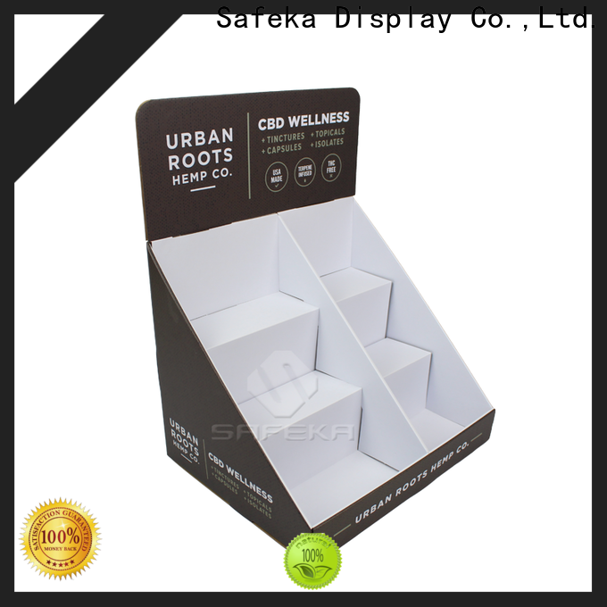 SAFEKA popular counter display free delivery for wholesale