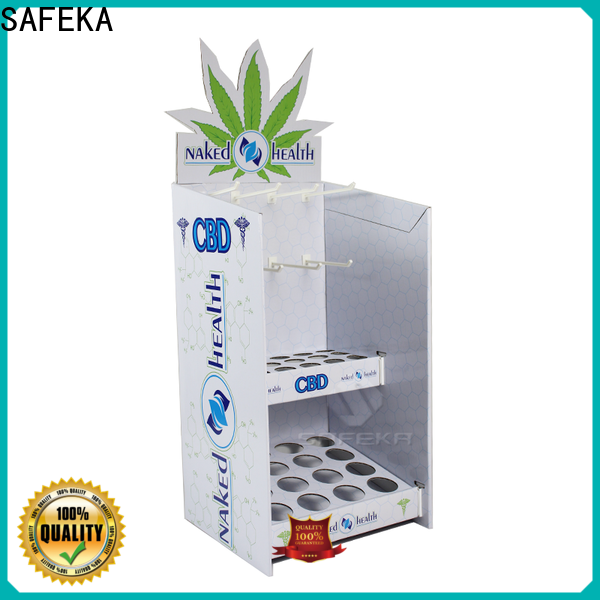 SAFEKA sc11498 table top display stand free sample for sale