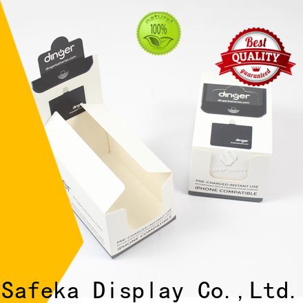 SAFEKA pk1935 cardboard display at-sale material
