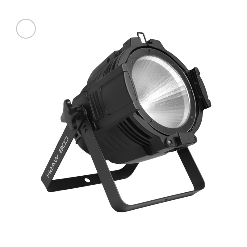 COB PAR Light_C PAR 100C 100W white COB LED Par Can Wash Lighting(2700-7000K)