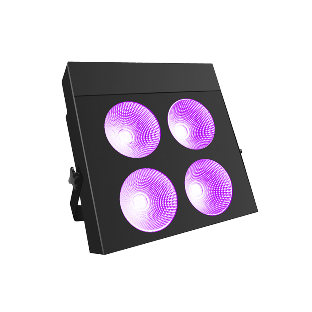 LED Matrix Light_BLINDER 450T/CW/W  4pcs  50W RGB/CW/W COB LED matrix lighting