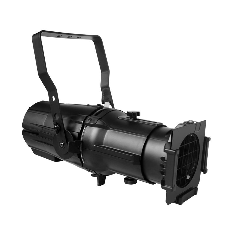 Effect Light_CPX200 Ellipsoidal Spot light(Imaging Light) 150W White COB LED profile par light