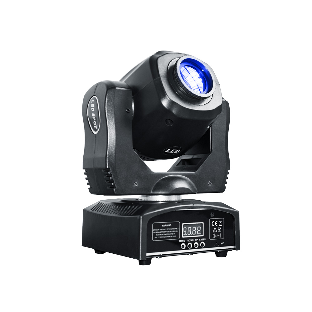 Mini Moving Head Spot LED_M SPOT 60II new mini 60W LED spot DJ lighting