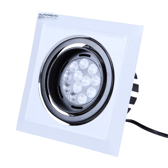 DW023S-1 LED Recessed Lights