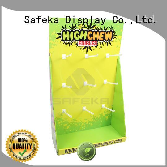 SAFEKA top-selling retail counter displays promotional direct manufacturer