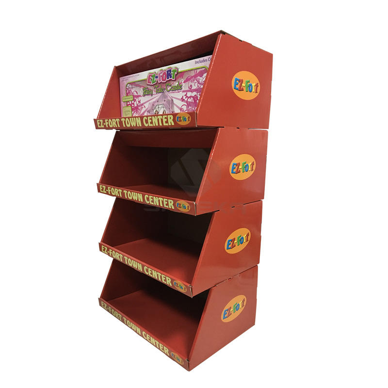 Custom Case stacker display boxes for Toys