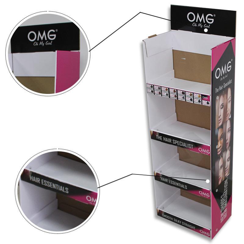 SAFEKA -Pos Hanging Display Stand Cardboard Hanging Retail Display-2