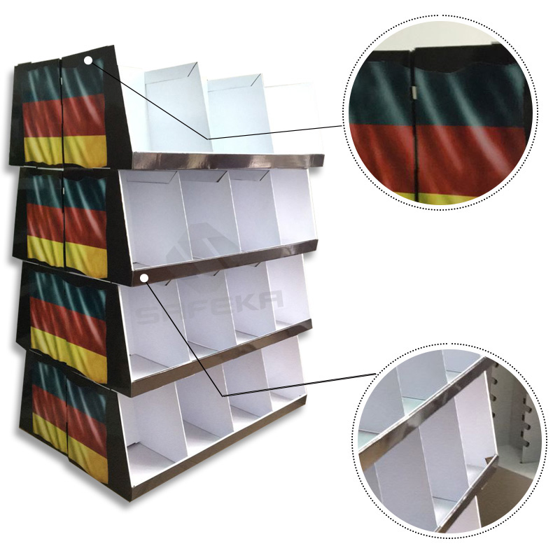 SAFEKA -Germany Globus Pdq Pallet Display For World Cup 2018-1