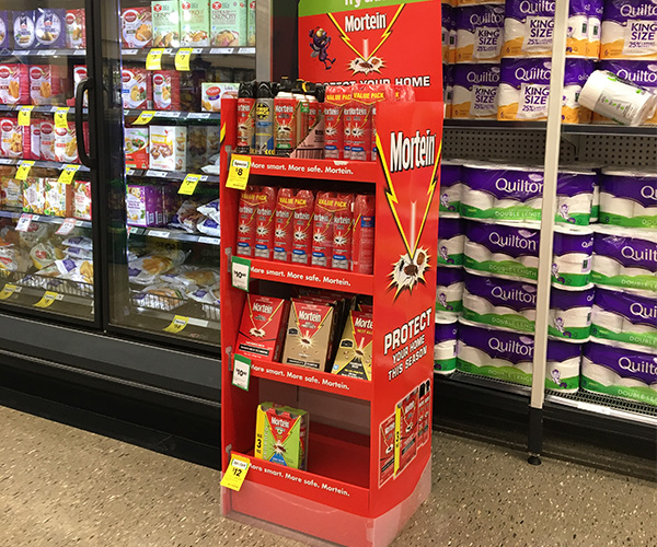 SAFEKA -Germany Globus Pdq Pallet Display For World Cup 2018-6