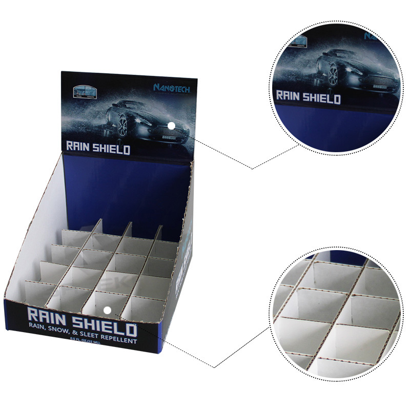 SAFEKA -Best Cardboard Counter Top Display Box Retail Counter Displays-1