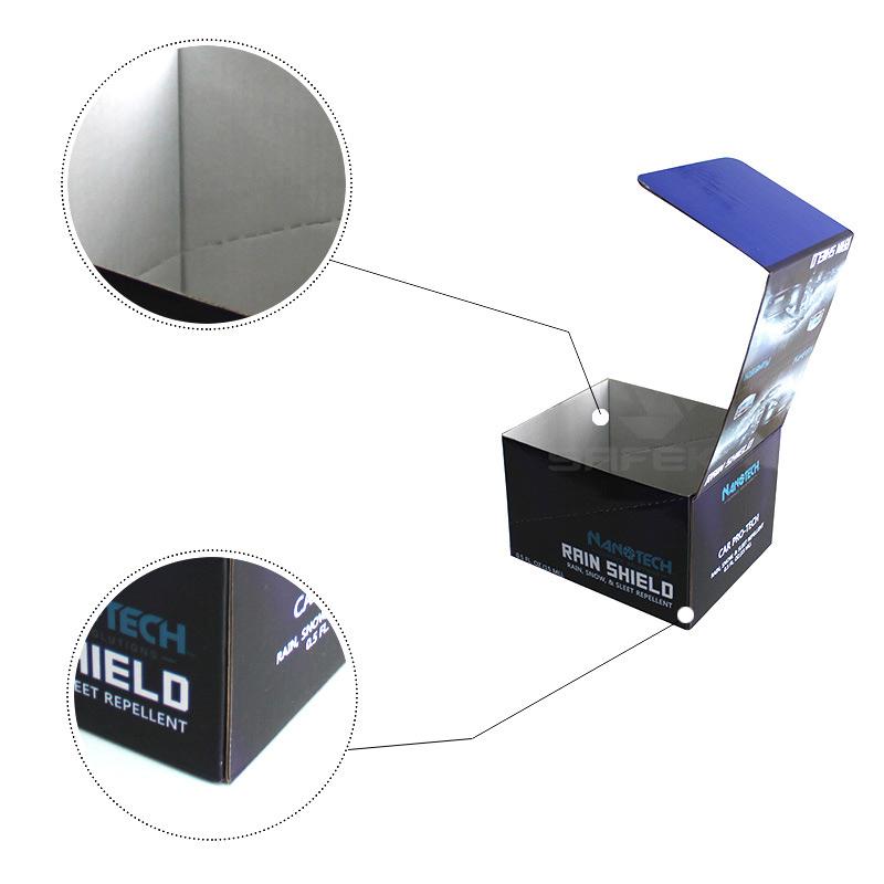 SAFEKA -Best Cardboard Counter Top Display Box Retail Counter Displays-2