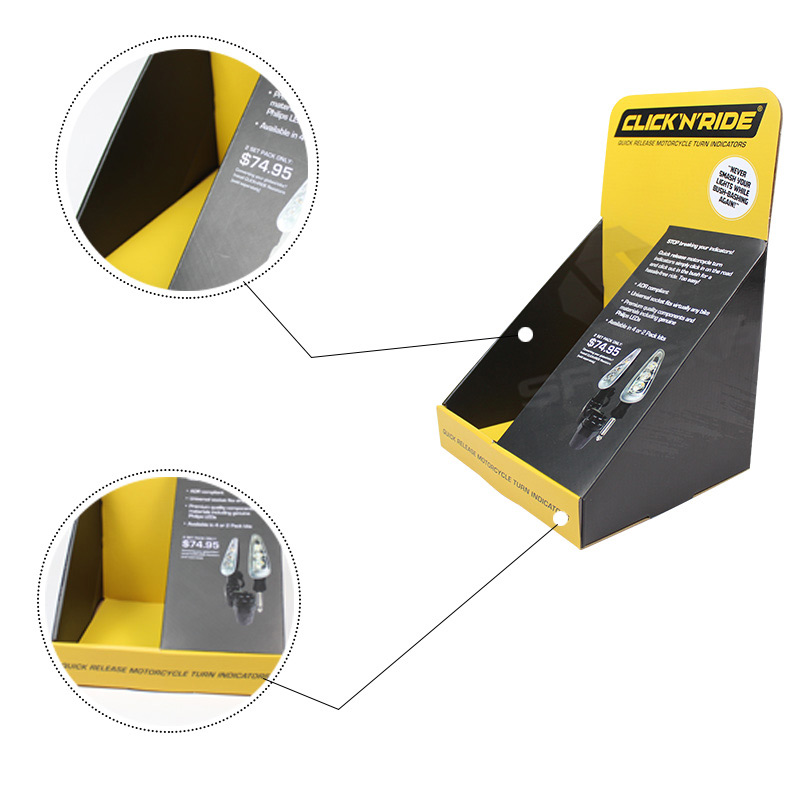 SAFEKA -Retail Advertising Pos Cardboard Display And Counter Top Display-2