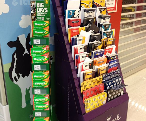SAFEKA -Retail Advertising Pos Cardboard Display And Counter Top Display-5