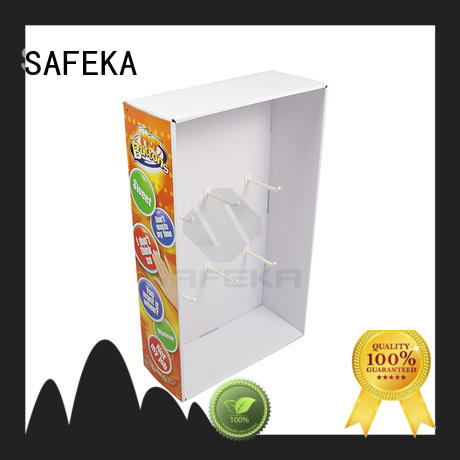 SAFEKA shirt retail display low-cost for market