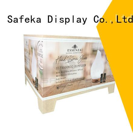 SAFEKA goods-promoting supermarket shelf free sample for customization