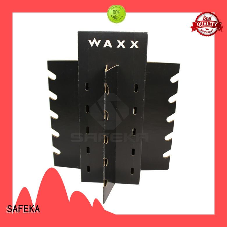 SAFEKA top-selling counter display free sample direct manufacturer