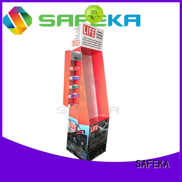large capacity retail display toys goods-promoting for market