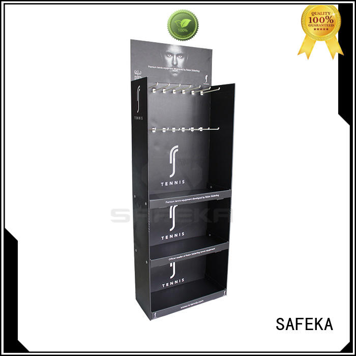 SAFEKA attractive retail display stands large capacity for sale