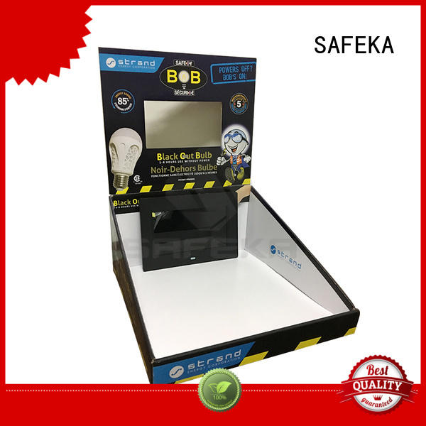 template corrugated countertops box in china SAFEKA