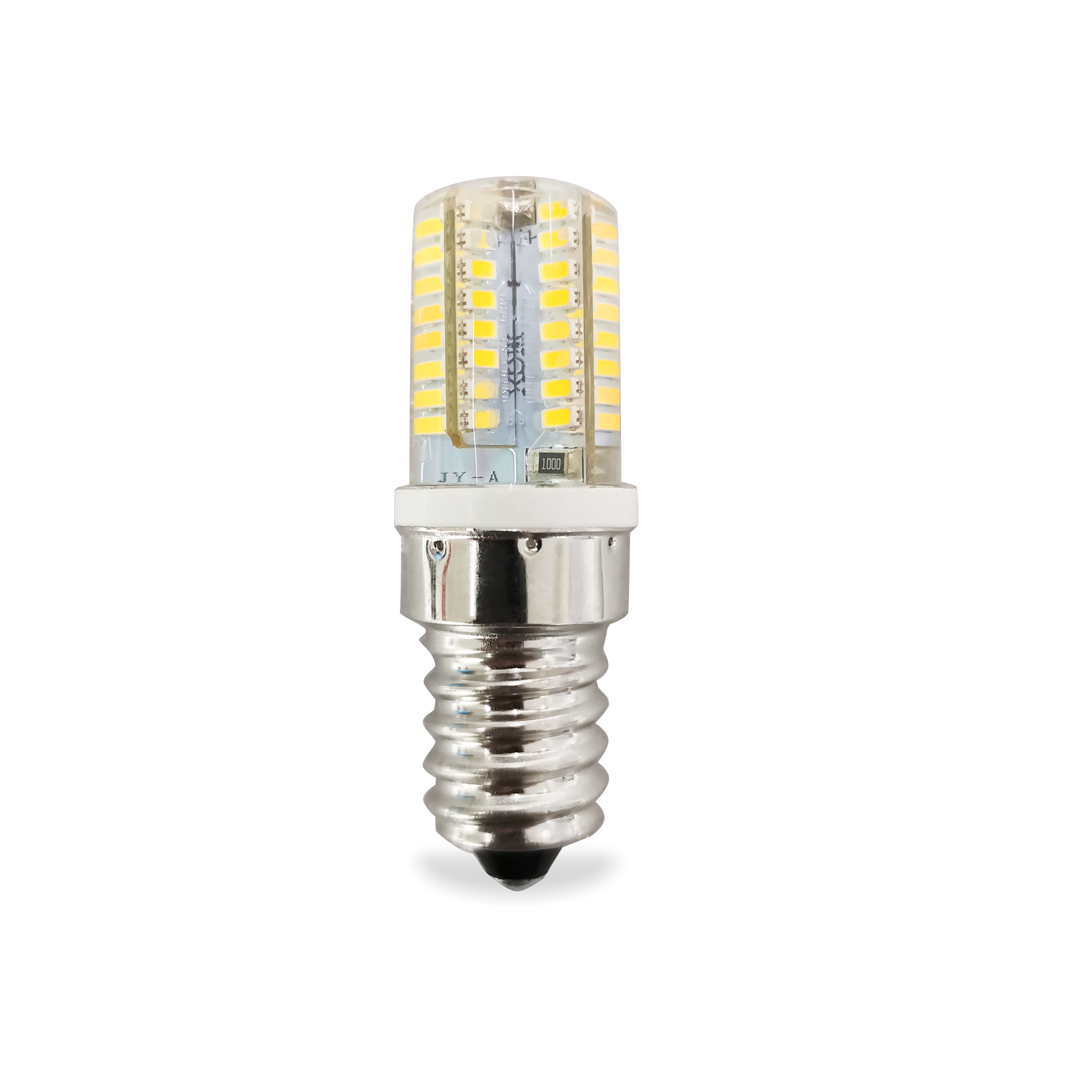2.5W Dimmable E14 LED corn Bulb Silicone SMD 3014 Light