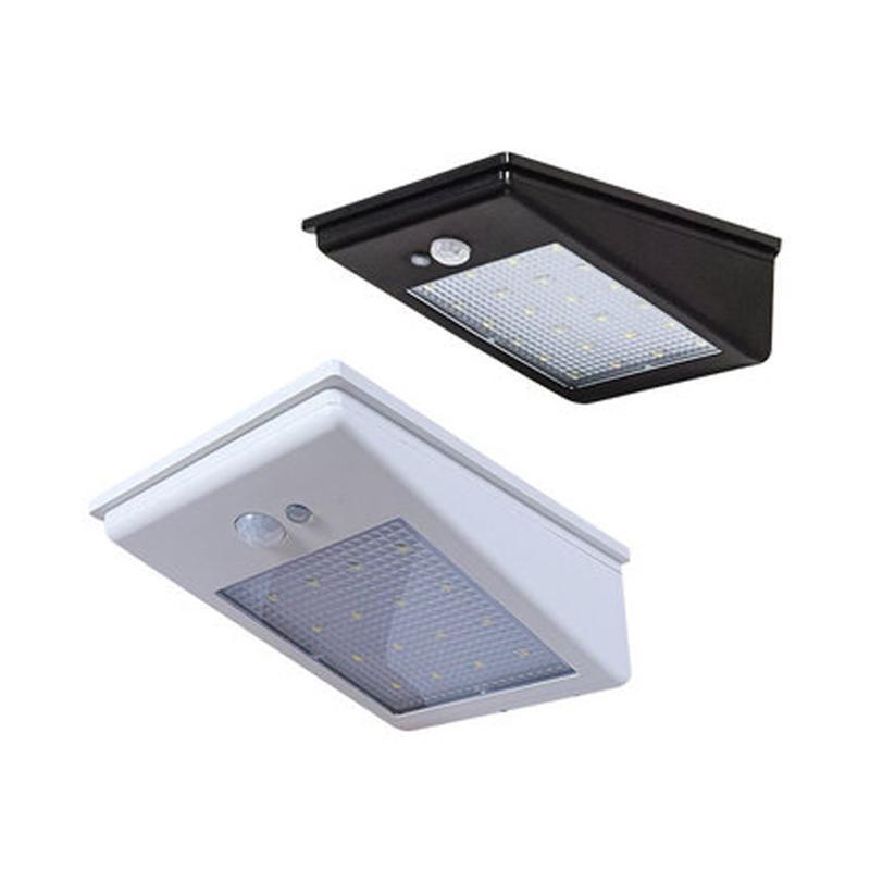 16LED PIR Motion Sensor indoor Security Emergency solar Wall light