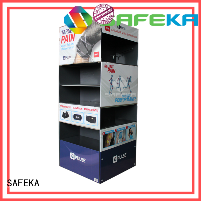 SAFEKA boxes full pallet free delivery at sale