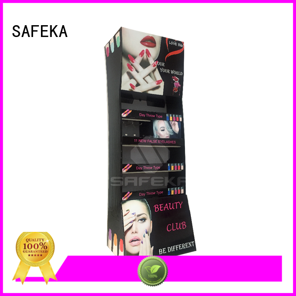 SAFEKA highly-rated retail product displays large capacity for sale