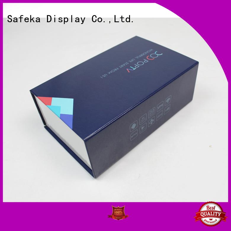 SAFEKA make custom cardboard boxes suppliers for customization