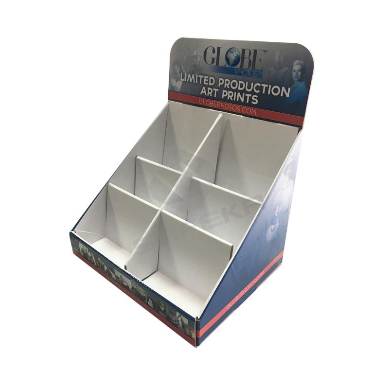 SAFEKA -Professional Display Counter Corrugated Countertops Manufacturer