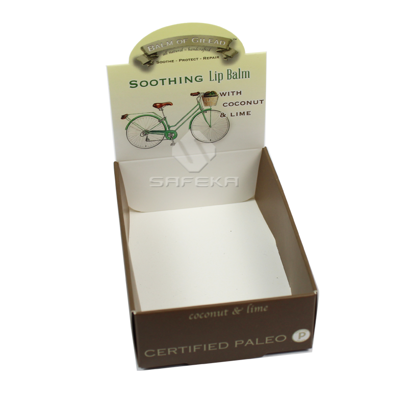 Paper Material Counter Display Boxes SC1166-2