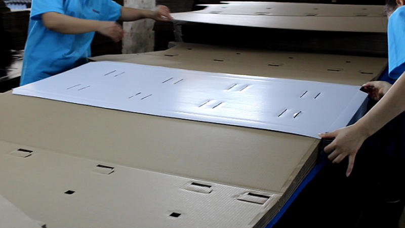 How we make a custom printing display_Part 4 Packing and Shipping
