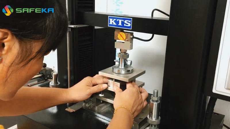 Carton Display Material Tensile Strength Testing