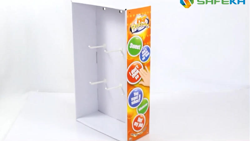 Point of sale Display stands Sidekick display for toys