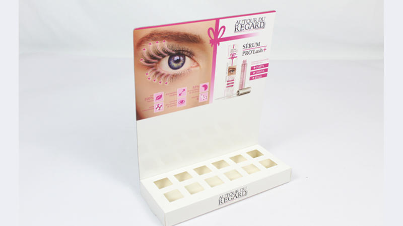 Eye Lashes Table Top Display Stand