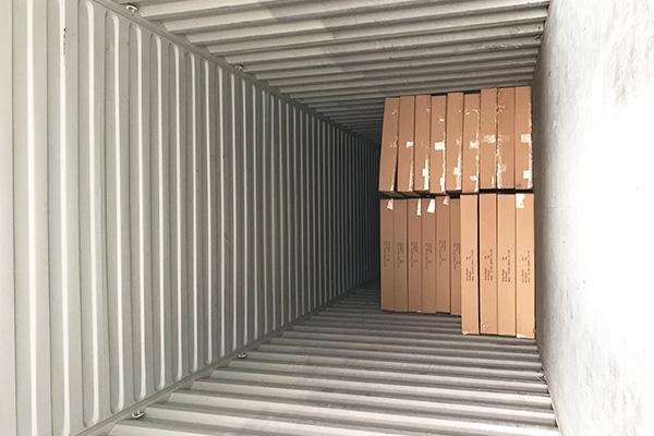 SAFEKA -Free Stand Point Of Sale Cardboard Dump Bin Customized Display Bins-14