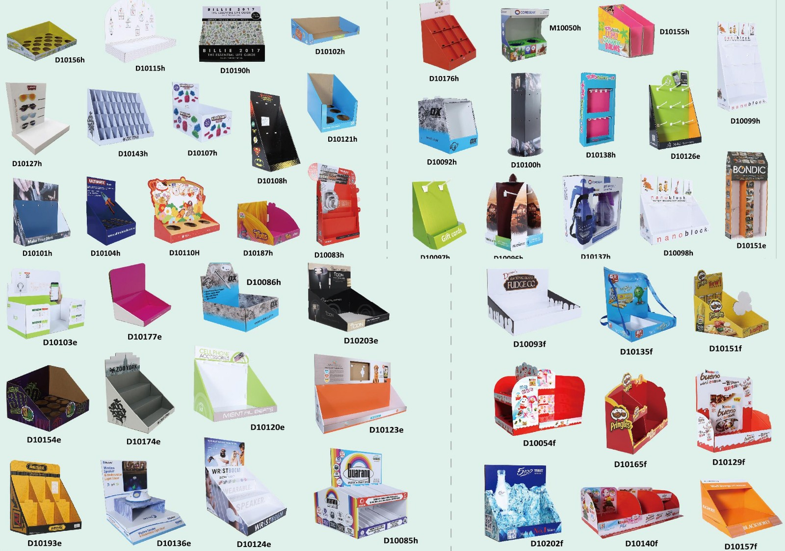 SAFEKA -The Most Professional Supplier To Custom Cardboard Counter Displays For