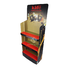 Innovative Pop up Corrugated Floor Displays Cardboard Shipper Display for Coffee SF1923 (4).png