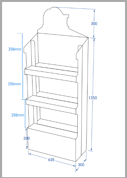 SAFEKA -Oem Retail Display Stands Manufacturer, Floor Standing Display Unit | Safeka-4
