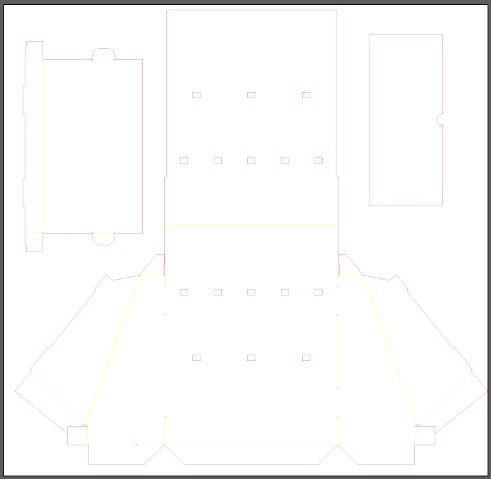 SAFEKA -Oem Table Top Display Manufacturer | Cardboard Counter Displays-4